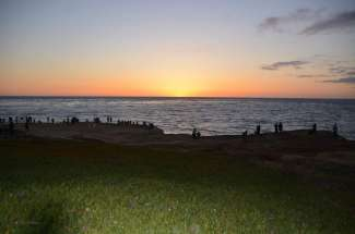 Pt. Loma <br> Sunset Cliffs