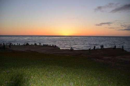 Pt. Loma  Sunset Cliffs